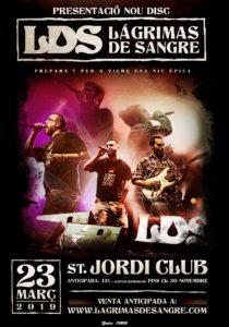 Lágrimas de Sangre en Barcelona @ Sant Jordi Club | Tulsa | Oklahoma | Estados Unidos