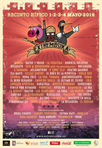 La Sra. Tomasa en Cáceres @ Extremúsika Festival