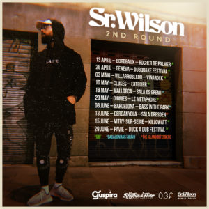 Sr. Wilson en Barcelona @ Bass In The Park