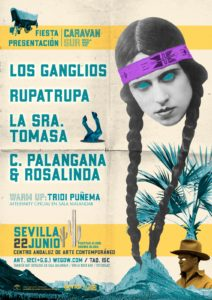 La Sra. Tomasa en Sevilla @ Centro Andaluz de Arte Contemporáneo