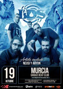 Lagrimas de Sangre en Murcia @ Garaje Beat Club