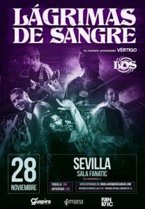 Lágrimas de Sangre en Sevilla @ Sala Fanatic