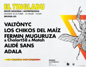 Adala en Bruselas @ El Tingladu