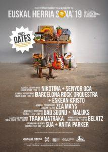 Senyor Oca en Barcelona @ Euskal Herria Sona