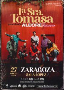 Sharif & Mxrgxn en Zaragoza @ Sala Lopez