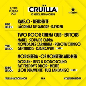 Lagrimas de Sangre en Barcelona @ Festival Cruïlla