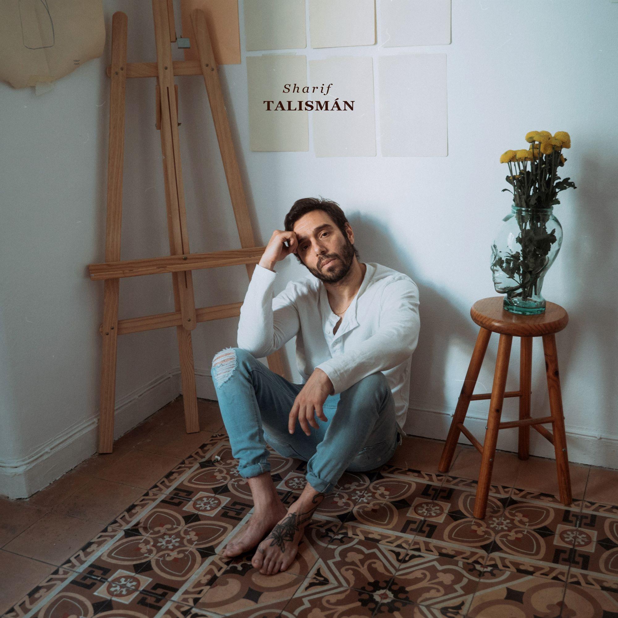Sharif - Talismán (Portada Single) LOW