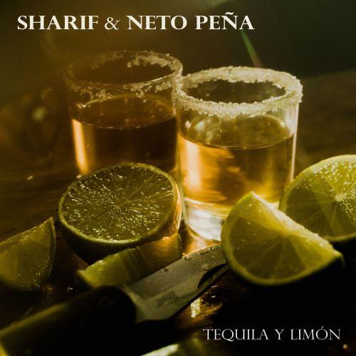 Portada Single — Tequila y limón (Sharif feat Neto Peña) super low