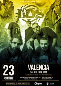 Lagrimas de Sangre en Valencia @ Sala Repvblicca