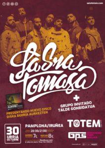 La Sra. Tomasa en Iruña @ Sala Totem
