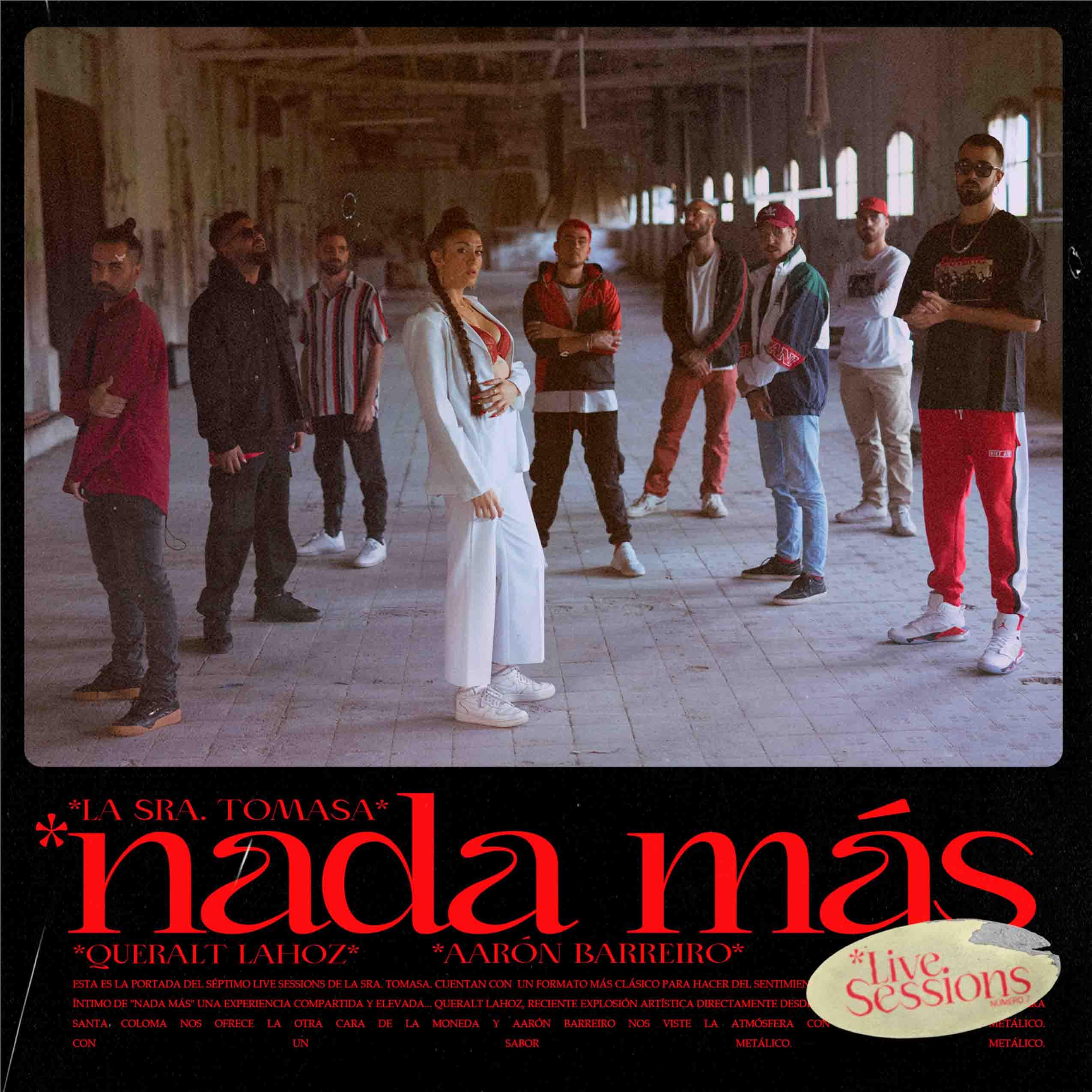 La Sra Tomasa - nada mas (live sessions)