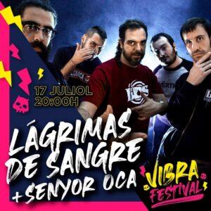 Lagrimas de Sangre en Manresa @ Vibra Festival