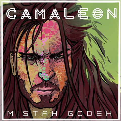 Mistah Godeh - camaleon (Portada)