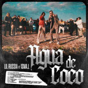 LIL RUSSIA & ISMA.L - AGUA DE COCO (COVER ART x @javieraguayo_) [CON CRÉDITOS] super low